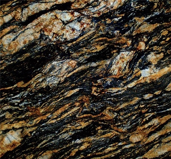 Magma Gold Granite (Бразилия)