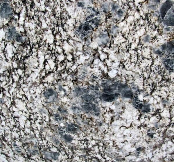 Blue Flower Granite (Бразилия)