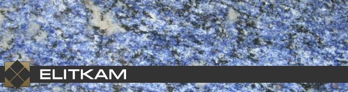 Синий гранит